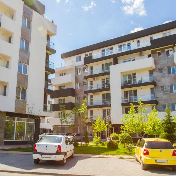 apartamente Kristal Residence Metalurgiei
