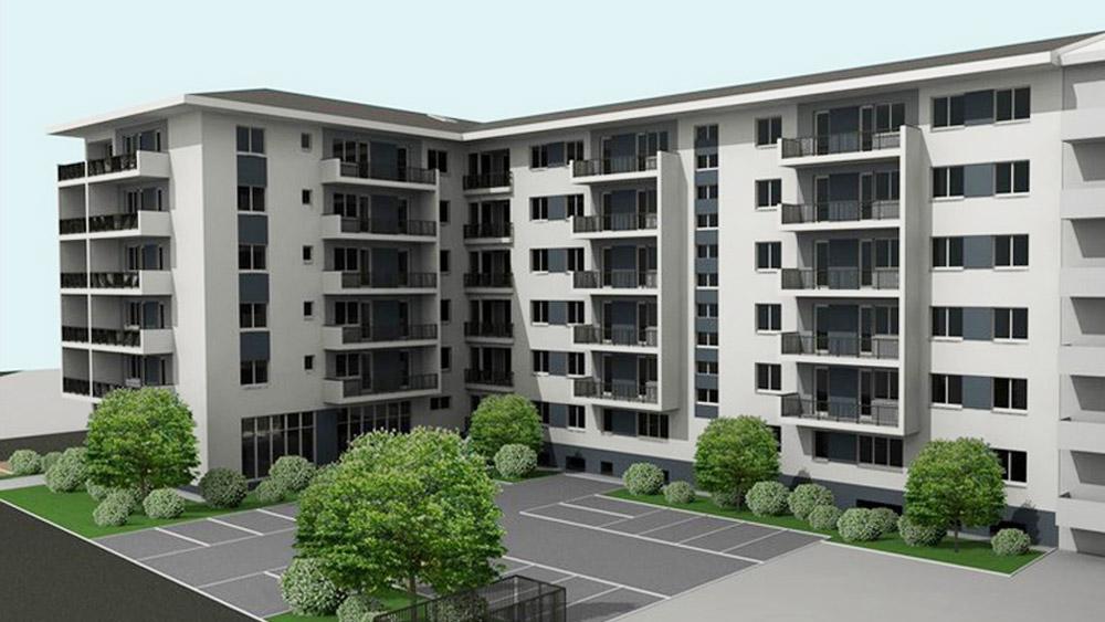 Next Residence Metalurgiei Park