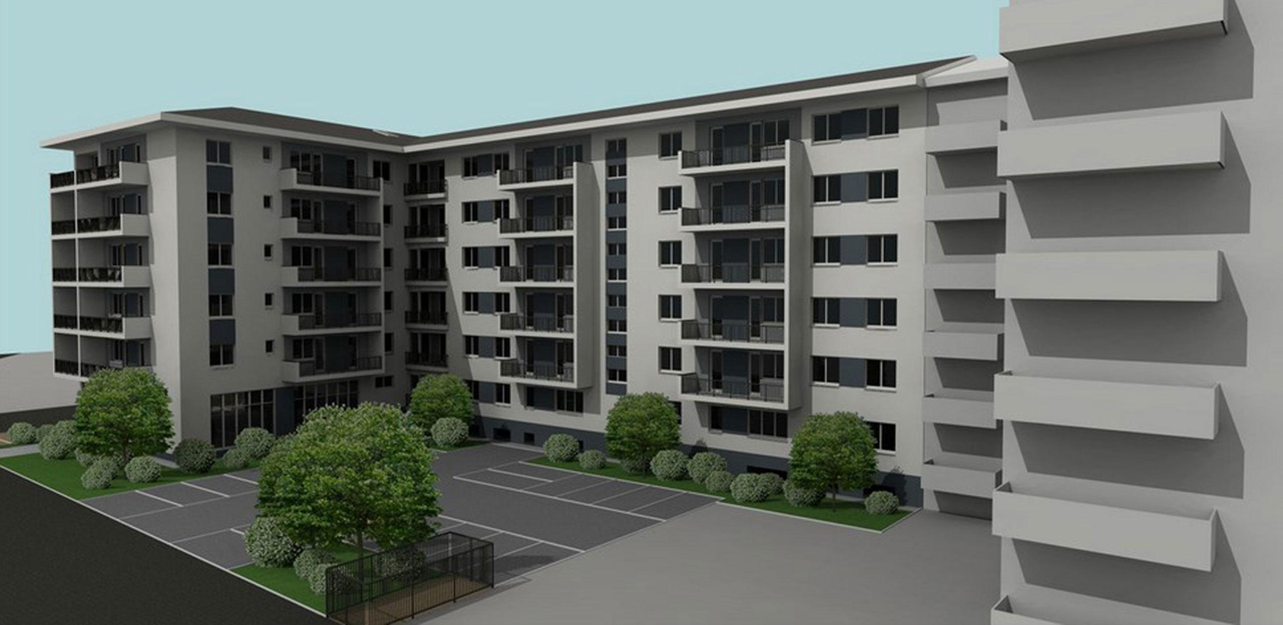 Next Residence Metalurgiei