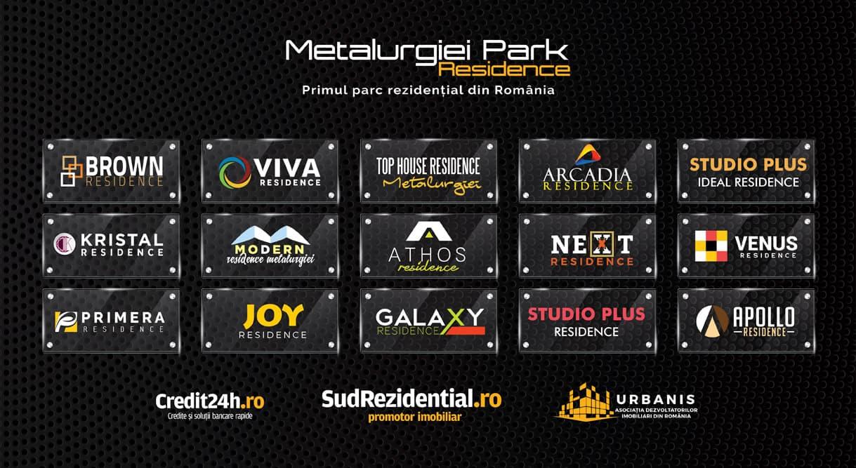 ansambluri Metalurgiei Residence Park
