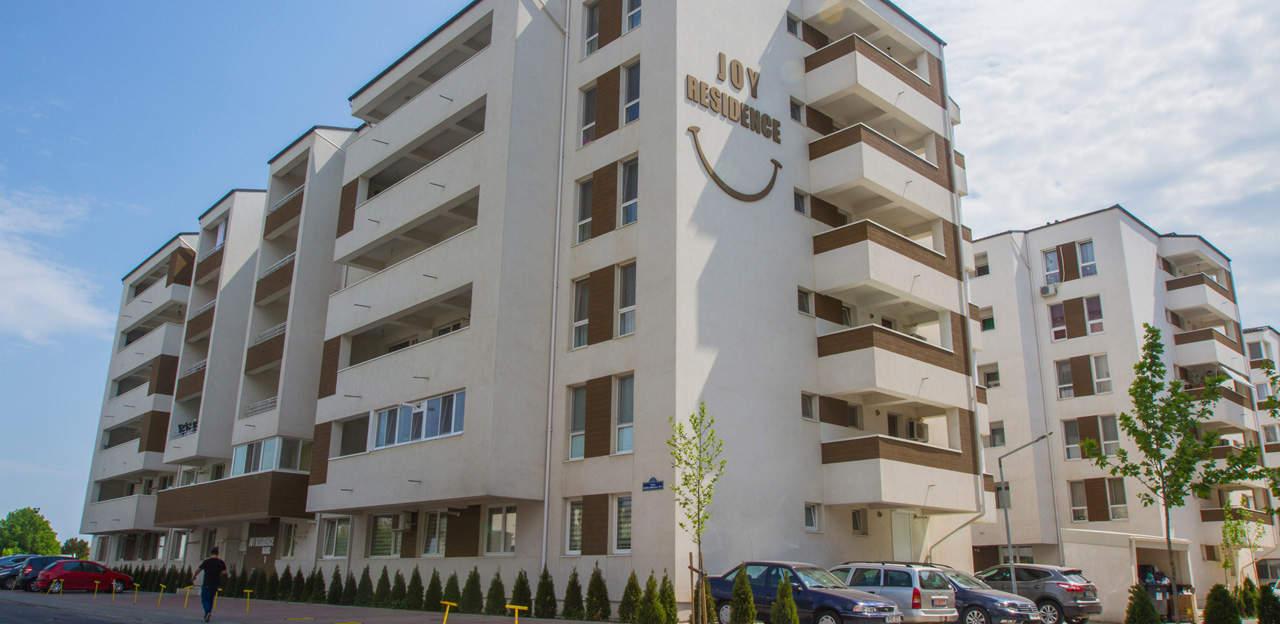 Joy Residence Metalurgiei Park