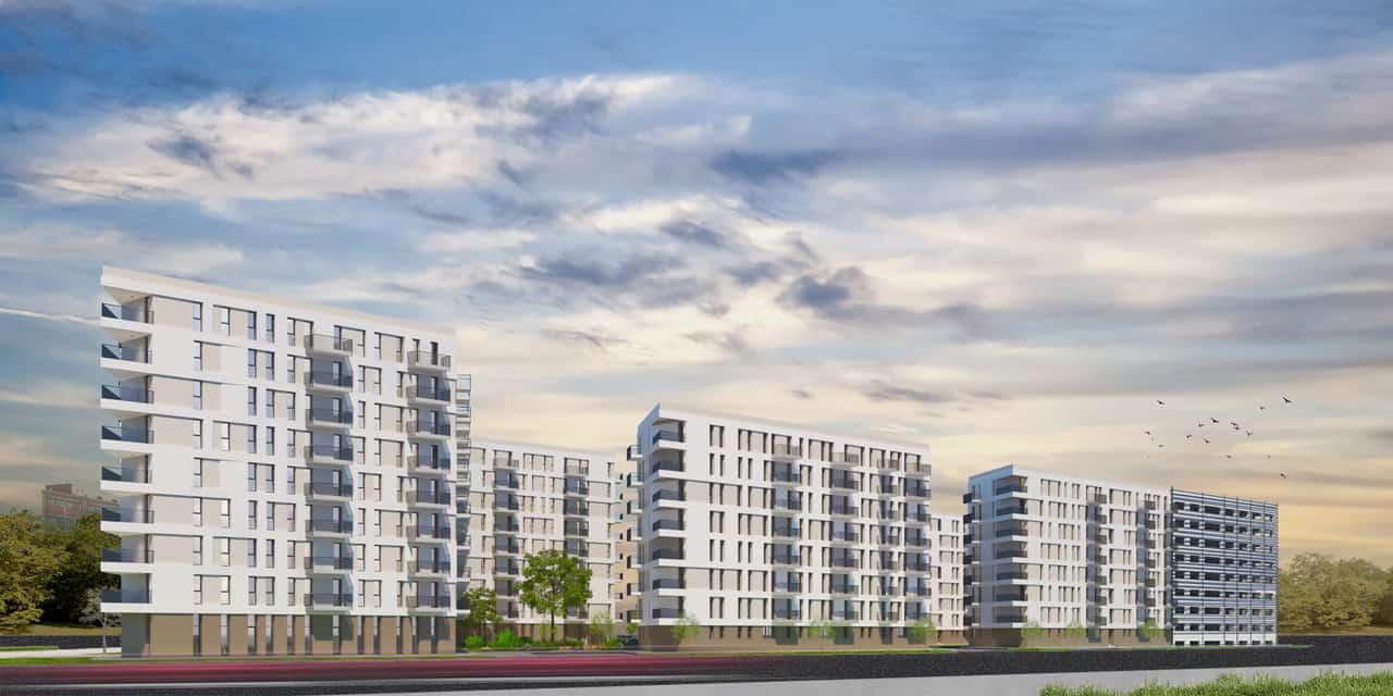 Top House Residence Metalurgiei Park