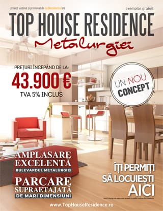 Catalog Top House Residence 2018