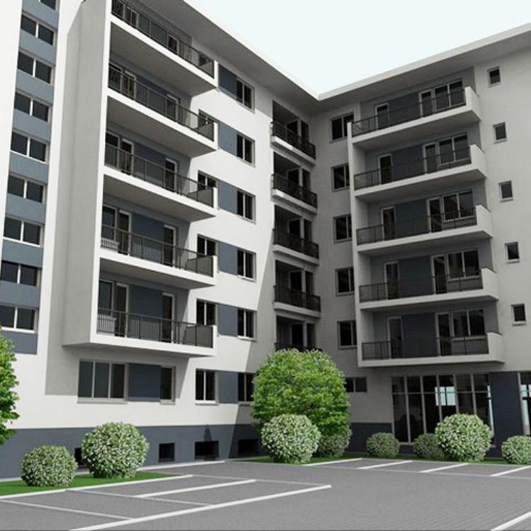 Next Metalurgiei Residence
